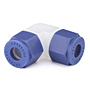 Elbow_Plastic_PFA_Tube_Fittings_Union_Elbow